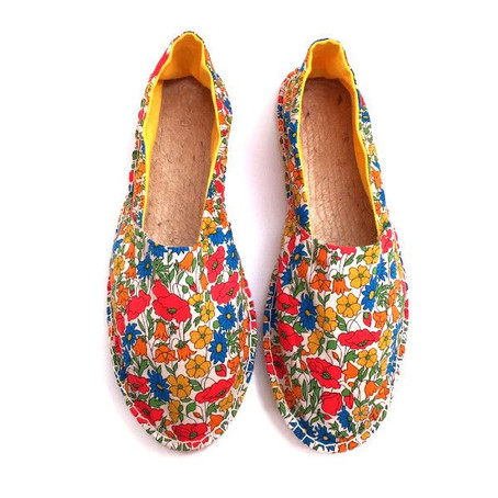 HOW TO SEW ESPADRILLES