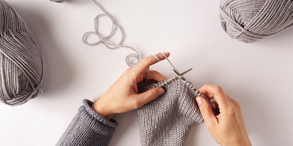 Learn to Knit - Live workshop