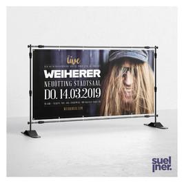 WEIHERER Banner