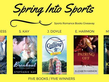 CONTEST - SPRING INTO SPORTS