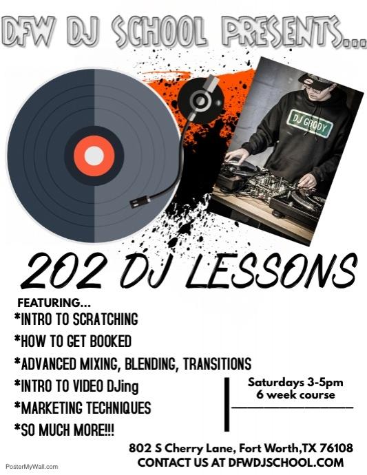 202 DJ course