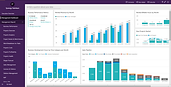 Dashboards | Total Synergy | Solutions | S2R Analytics