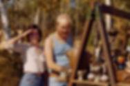 Pat and Ken in'76
