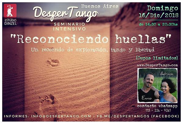 DesperTango Reconociendo Huellas_diciemb