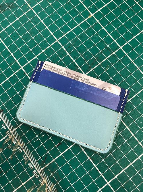 Hand stitched Card Case Workshop