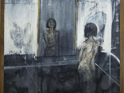 ALBERTO SUGHI - Ragazza davanti allo specchio