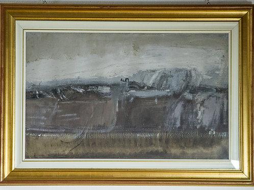 OSVALDO PIRACCINI - Barche in secca