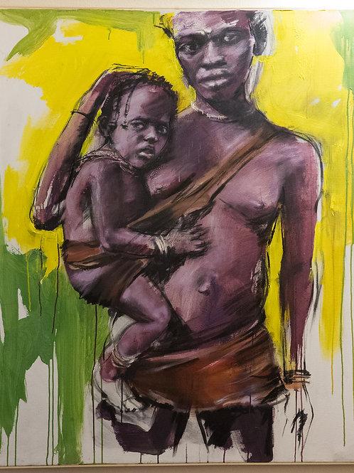 GINO BALENA - Madre Africana