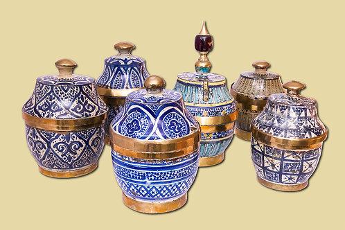 Vasi islamici antichi