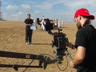 V Kechneci vytvorili filmári Saharu!