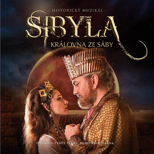 CD Sibyla - Královna ze Sáby