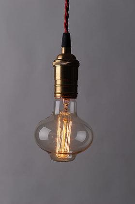 หลอดไฟไส้ PISANULIGHT G80D Classic