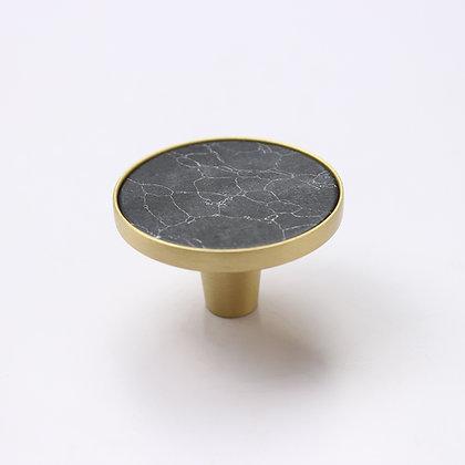 ตัวดึงทองเหลือง เรซิน 430006