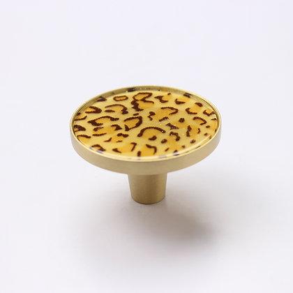 ตัวดึงทองเหลือง เรซิน 430007