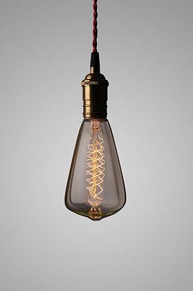 หลอดไฟไส้ PISANULIGHT ST45 E14 Twist
