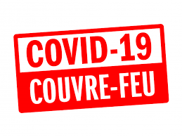 COUVRE FEU - MODIFICATION DES HEURES DE COURS