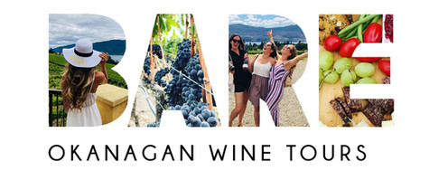 BARE Okanagan Wine Tours Alternative Logo promotional image