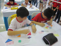 Tangram Competition