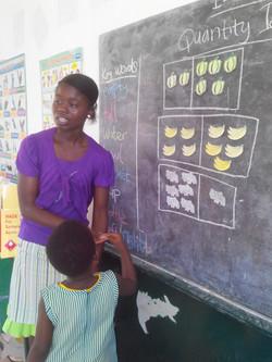 i-Maths in Ghana