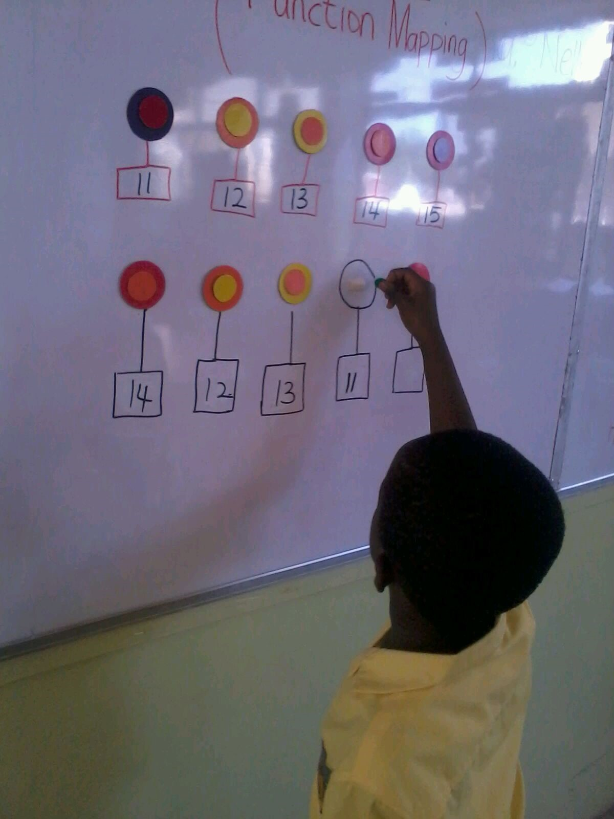 i-Maths in Ghana