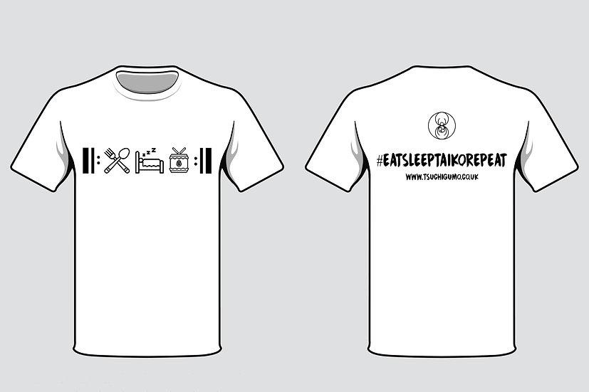 EAT, SLEEP, TAIKO, REPEAT T-Shirt