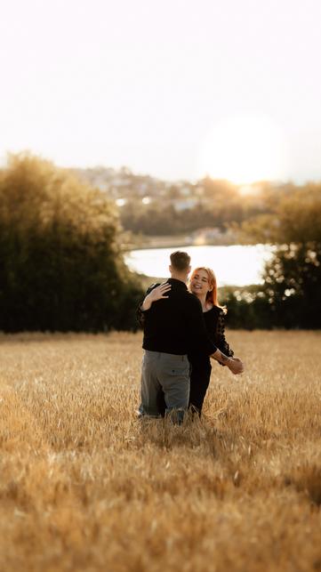 Couples Photograph Trondheim