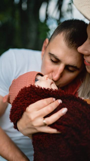 Families Photographer Trondheim Familien Fotograf Fotografering
