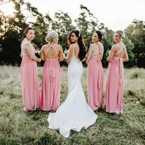 Hanrie Lues Wedding Gown designer