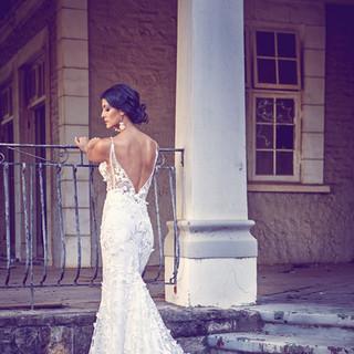 Hanrie Lues Bridal Wedding Gowns