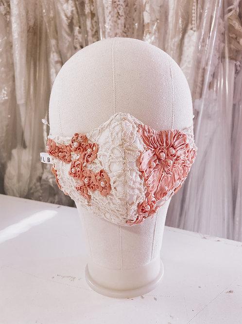 Rose Vintage Mask