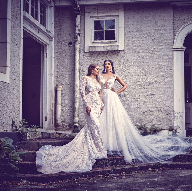 Hanrie Lues Bridal Wedding Gowns