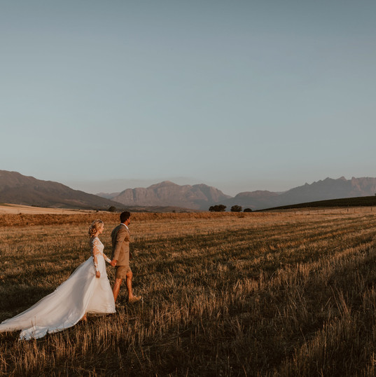 Cape Town wedding dress designer