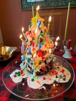 Tannenbaum cake