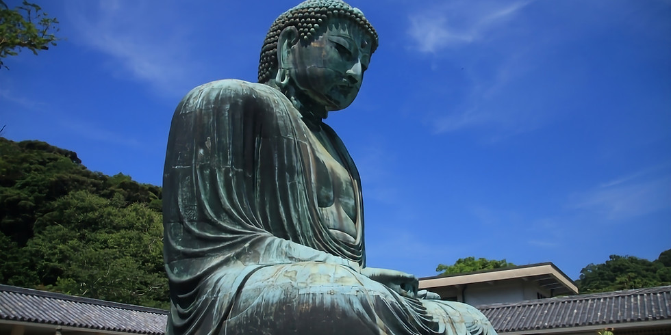 【28th April】Hiking at Kamakura Daibutsu (Great Buddha Statue) Trail - 鎌倉大仏ハイキング
