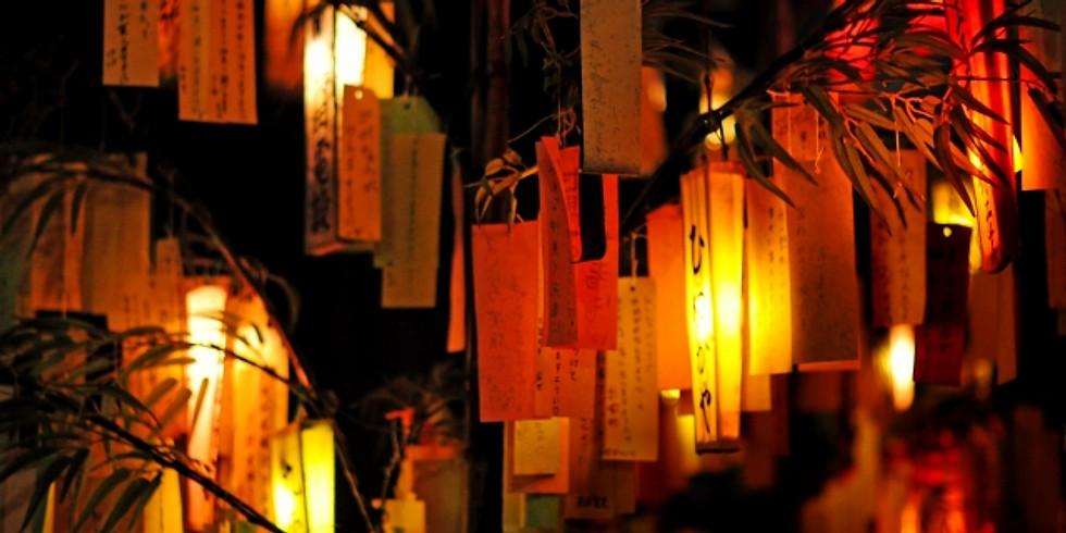 【6th July】Night Walk for Photography at Tanabata Festival - 増上寺七夕祭り