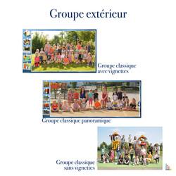 Groupe exterieur