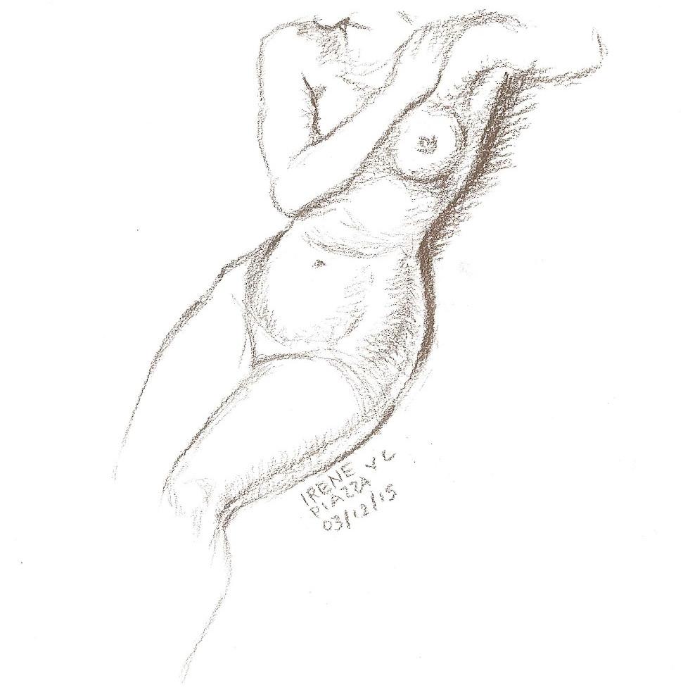 Female Body Study