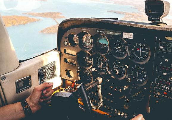 Cockpit de helicóptero