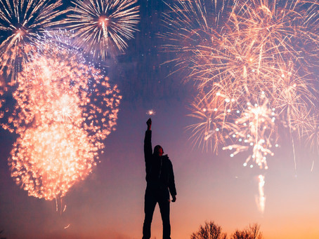 4 New Year's Resolutions for 2020 -- Ideas for the Healthy Man