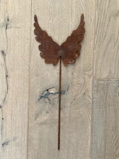 Flügelstecker