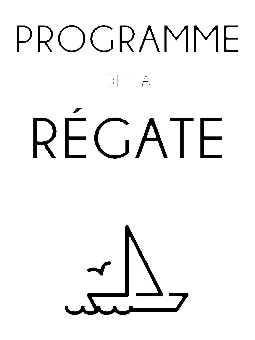 Programme du 37ème Challenge Spi Dauphine