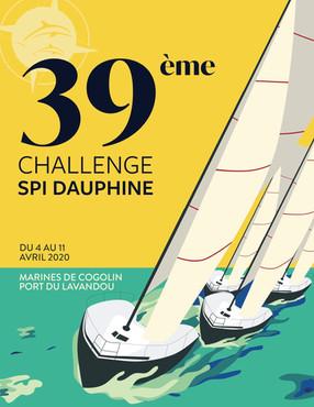 VOICI L'AFFICHE DU 39e CHALLENGE SPI DAUPHINE !