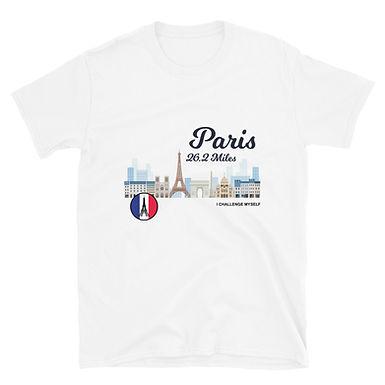 Paris 26.2 Mile Challenge Top