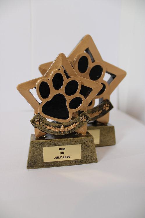 5K  / 10K Virtual Dog Race