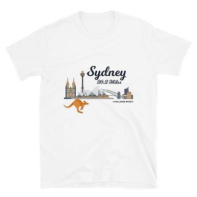Sydney Marathon Top