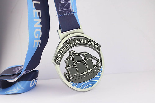 THE SHIP 100 MILE CHALLENGE