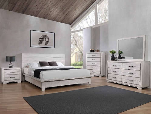 WHITE SANDS BEDROOM