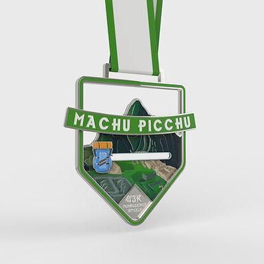 Machu Picchu Challenge