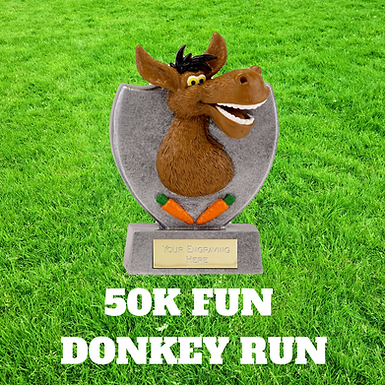 50K FUN DONKEY RUN!
