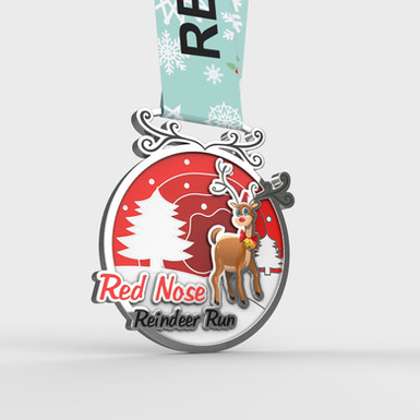 RED NOSE REINDEER RUN 10K